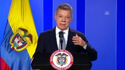ABD Dışişleri Bakanı Tillerson Kolombiya'da - BOGOTA