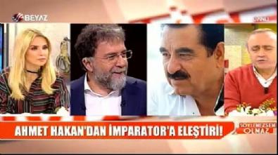 Ahmet Hakan'a 'Seren Serengil' eleştirisi