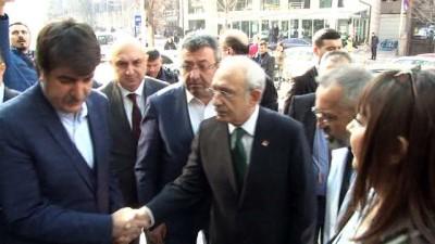 AK Parti Milletvekili Miroğlu'na başsağlığı ziyareti
