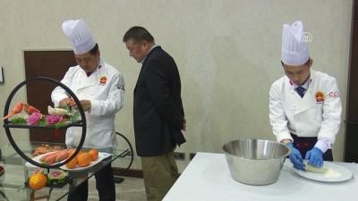 Ankara'da Çin Yemekleri Haftası