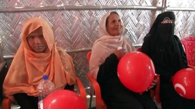 Bakan Kurtulmuş, Bangladeş'te - Sahra Hastanesi açılışı - COX'S BAZAR