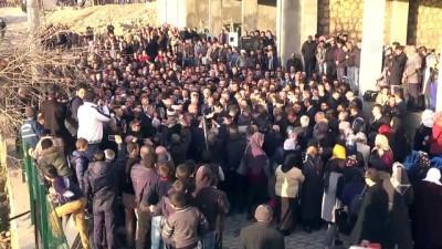 Başbakan Yıldırım, Zerdeşt Miroğlu'nun cenaze törenine katıldı (1) - MARDİN