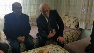 Başkan Yılmaz Ladikli çiftçileri Tarım Bakanı ile görüştürdü
