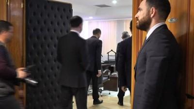 - Büyükelçi Kanbay, KKTC Dışişleri Bakanı Özersay İle Görüştü