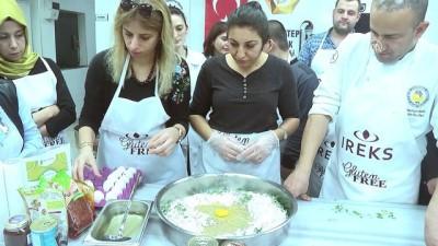 Çölyak hastalarına 'aşçılık' eğitimi - GAZİANTEP