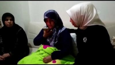 Cumhurbaşkanı Erdoğan'dan şehit annesine taziye telefonu - MALATYA