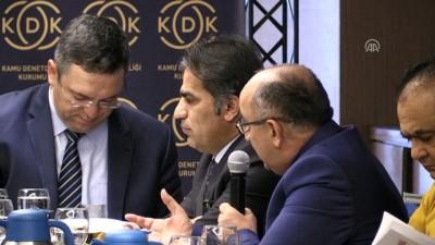 Kamu Başdenetçisi Malkoç: 'Afrin operasyonu uluslararası hukuka göre meşru bir operasyondur'- KAYSERİ