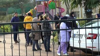 Kartal'da çocuk yuvası önünde feci kaza: 1 ölü