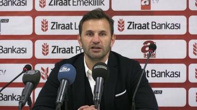 Kayserispor-Teleset Mobilya Akhisarspor maçın ardından - Okan Buruk - KAYSERİ