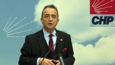 Tezcan: 'Sizin milliyetçiliğiniz konjonktürel milliyetçilik' - ANKARA