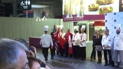 Türk fırıncı ilk kez 'Bakery Masters'ta yarıştı - PARİS