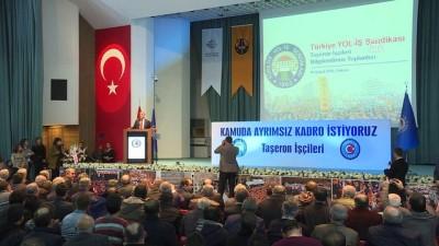 Atalay: 'KİT'ler dahil dışarıda kalanların tamamını bu çatının altına almak gerekiyor' - ANKARA