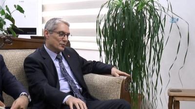 - Büyükelçi Kanbay'dan KKTC Maliye Bakanı Denktaş'a Ziyaret