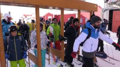 Doğu Anadolu'da kayağın yeni adresi: Ergan Dağı - ERZİNCAN