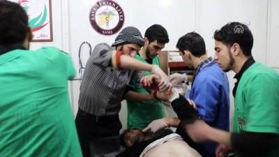 Esed rejiminin saldırılarında 54 sivil öldü - DOĞU GUTA