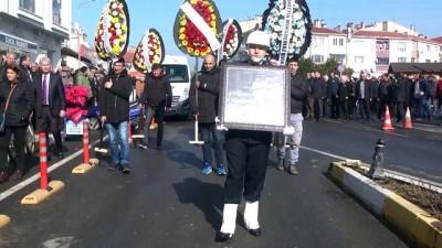 Eski Devlet Bakanı Korkut'un cenazesi toprağa verildi - KIRKLARELİ