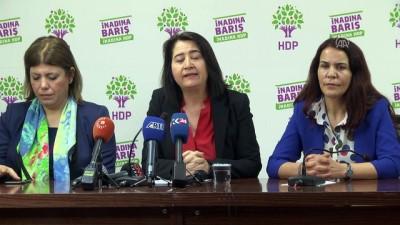 Kemalbay: 'Pervin Buldan ve Sezai Temelli eş genel başkan adayları olarak oylanacak' - ANKARA