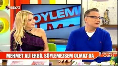 Mehmet Ali Erbil: Kerimcan orayı dolduruyorsa sanat bitmiş