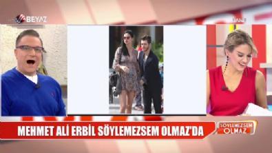 Mehmet Ali Erbil: Metin Hara'yı çok kıskanıyorum