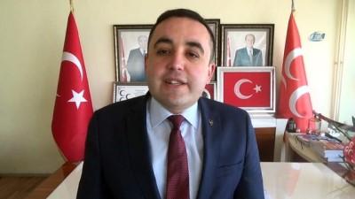 """MHP İl Başkanı Çiçek: """"Coğrafyamız teröristlerden temizlenecek"""""""