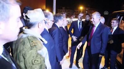 Sağlık Bakanı Demircan, Kırıkhan Devlet Hastanesi'ni ziyaret etti - HATAY