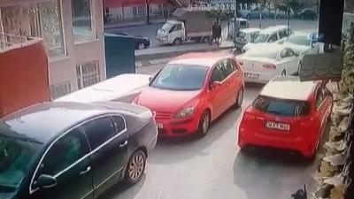 Şişli'de karısının boğazını keserek öldüren zanlı tutuklandı