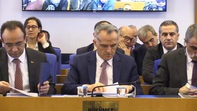 'Torba tasarı' Plan ve Bütçe Komisyonunda - TBMM