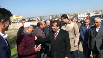 Vali Güzeloğlu, Bismil Sanayi Sitesi'ni ziyaret etti - DİYARBAKIR