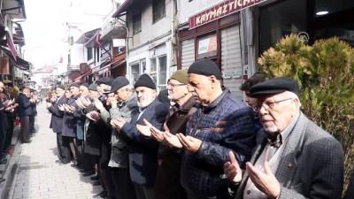 709 yıldır 'Esnaf duası' yapıyorlar - BOLU