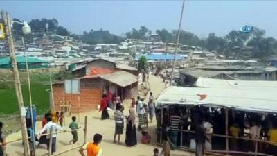 - Arakanlı Mültecilere Hasene Yardım Elini Uzattı