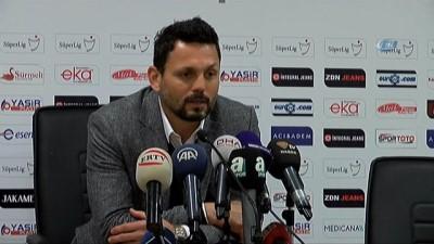 Evkur Yeni Malatyaspor - Kasımpaşa maçının ardından