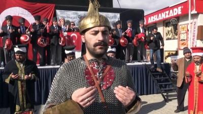 Mehmetçiğe destek yürüyüşü - EDİRNE