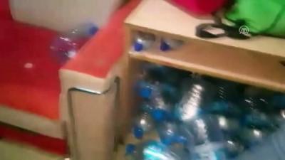 Sahte içki imalatçılarına suçüstü - ANKARA