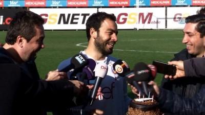 """Selçuk İnan: """"Antalyaspor maçı ile beraber seri galibiyetler yakalamak istiyoruz"""""""