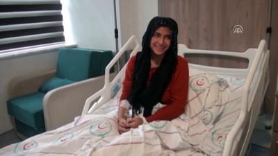 Suriyeli hamile kadına beyin ameliyatı yapıldı - KAHRAMANMARAŞ