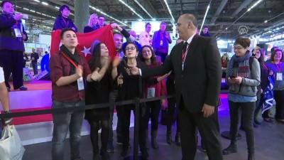 Türk fırıncı ilk kez 'Bakery Masters'ta yarıştı - Yarışma bölümü - PARİS