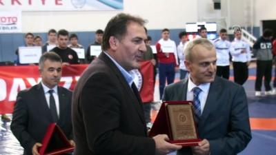 Yıldızlar Grekoromen Güreş Grup Şampiyonası - BARTIN