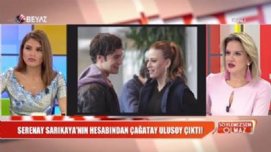 Çağatay Ulusoy, Serenay Sarıkaya'yı önce ''Beğendi'' sonra geri aldı!