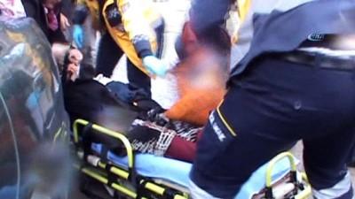 Hamile eşini pompalı tüfekle vuran kişi adliyeye sevk edildi