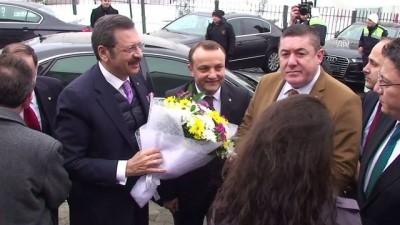Hisarcıklıoğlu: '15 Mart'tan sonra TOBB Nefes Kredisi'nin ikincisini başlatacağız' - ZONGULDAK