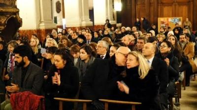 """- Hocalı Katliamı Kurbanları Paris'te Anıldı - """"hocalı Katliamı Dağlık Karabağ'ın İşgalinden Bu Yana Yapılan En Kapsamlı Sivil Katliam"""""""
