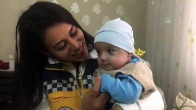Telefon aracılığıyla müdahale bebeğin hayatını kurtardı - DİYARBAKIR
