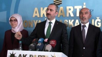 """Abdulhamit Gül:"""" Türkiye'de yargı bağımsızdır. Mahkemelerin verdiği kararlarına saygı duyuyoruz"""""""