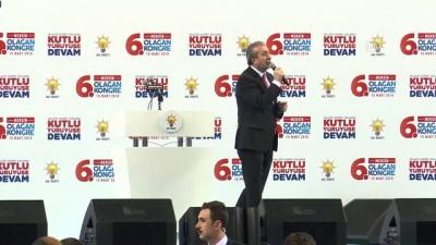 AK Parti Mersin 6. Olağan İl Kongresi - Mehdi Eker - MERSİN
