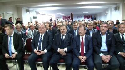 Bakan Eroğlu: 'Batı 200 yıldır bir plan uyguluyor. Böl, parçala, yut' - EDİRNE