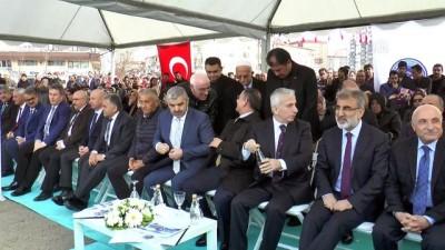Bakan Özhaseki: 'Son yüzyıl içerisinde, bu ülkede yaşanan 56 depremde 83 bin insanımızı kaybettik' - KAYSERİ