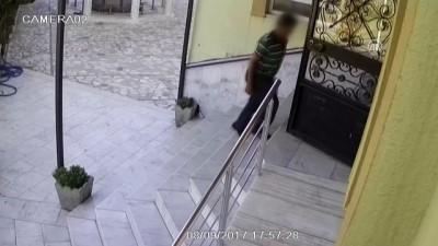 Camilerden hırsızlık yapan zanlı yakalandı - MANİSA