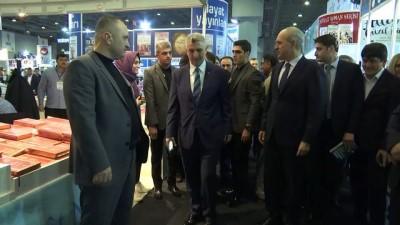 'CNR 5. Uluslararası Kitap Fuarı' açıldı - İSTANBUL