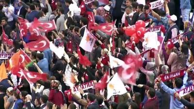 Cumhurbaşkanı Erdoğan: 'Türkiye'de artık insanların inancından, itikadından, meşrebinden dolayı horlandığı günler geride kalmıştır' - ANTALYA
