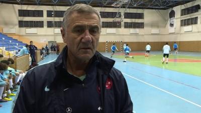 salda - Futsalda yeni milli takım, yeni heyecan - ERZURUM